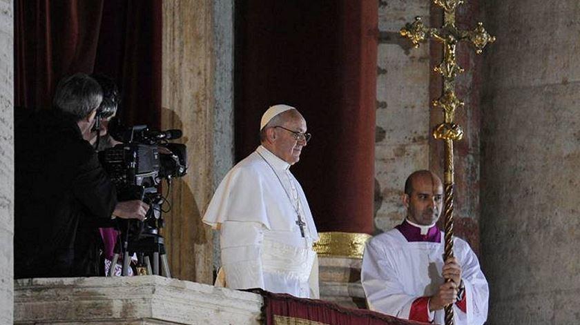 TRailer apresentado no quinto aniversário da eleição do Papa Francisco. Foto: DR