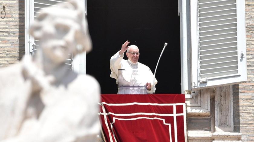 """Papa diz que """"santidade dos pastorinhos não decorre das aparições, mas da fidelidade"""""""