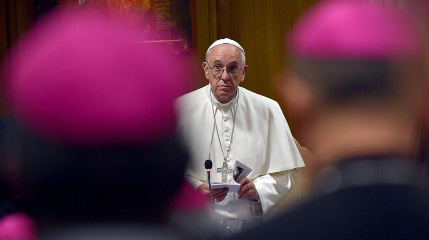 Os relatórios servem de base para a elaboração do documento final, que será entregue ao Papa Francisco. Foto: DR