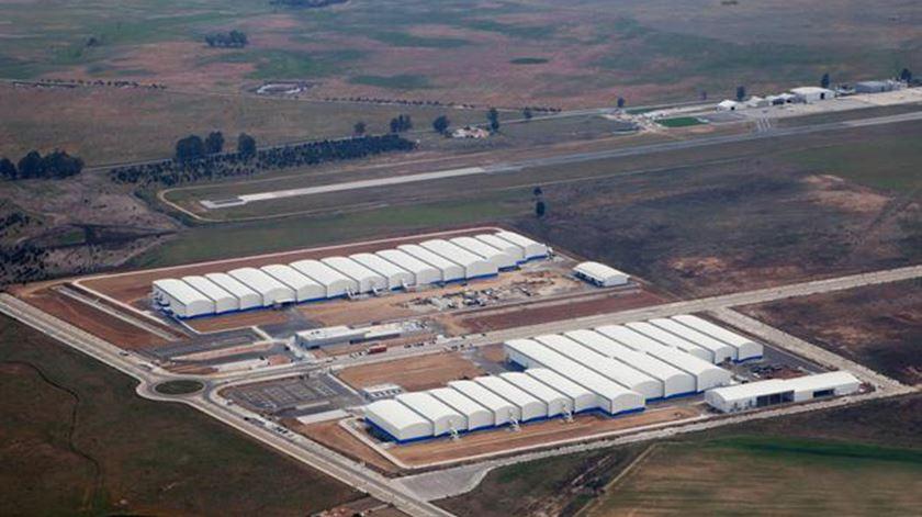 Parque Aeronáutico Évora. Foto: Câmara Municipal de Évora