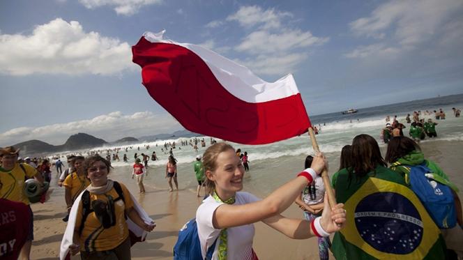 Cracóvia recebe a próxima Jornada Mundial da Juventude