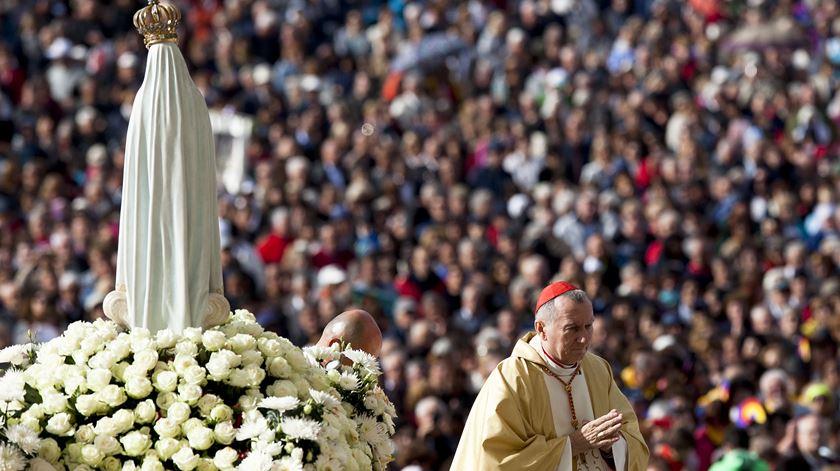 O exemplo de Maria e um recado de Fátima para o Papa