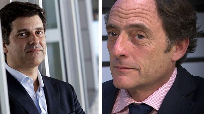 Caldeira Cabral e Paulo Portas. Dois governos, um objectivo