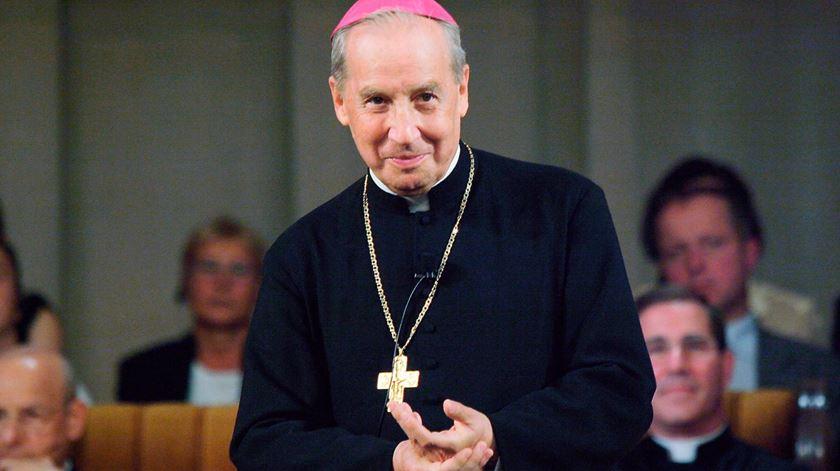 Monsenhor Javier Echeverria foi o segundo sucessor de são Josemaría Escrivá, fundador do Opus Dei. Foto: OD