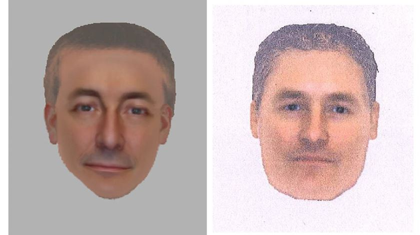 Polícia britânica divulga retrato-robot de suspeito no caso Maddie