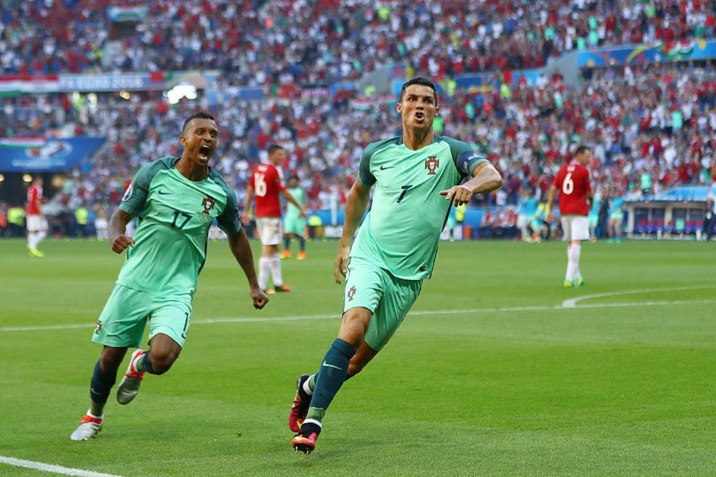 Portugal volta a encontrar a Hungria na fase de grupos. Foto: UEFA.com