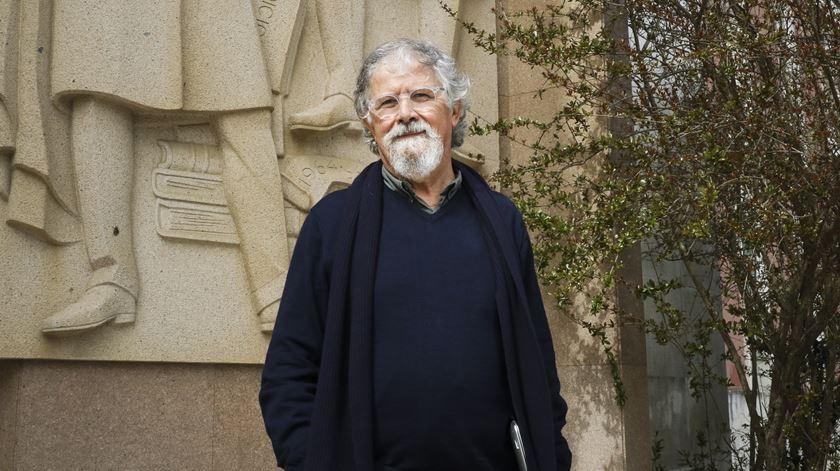 """Arlindo Manuel Caldeira, autor do livro """"Escravos em Portugal"""""""