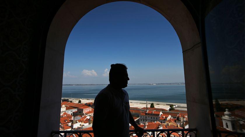 Moradores de Alfama contra museu judaico no espaço previsto pela Câmara. Foto: Mário Cruz/Lusa