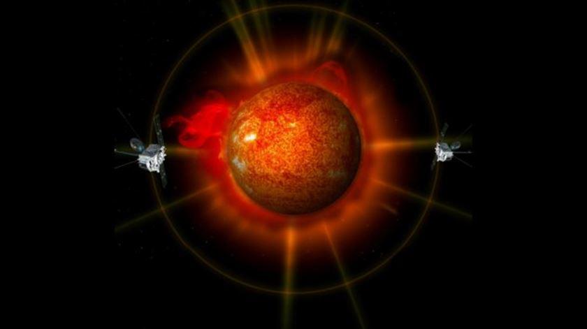 Veja a evolução do Sol ao longo de 10 anos