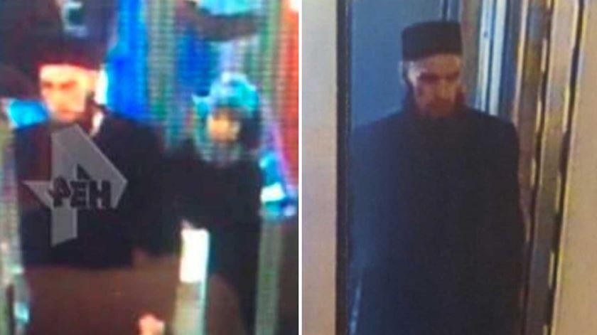 Suspeito de atentado no metro de São Petersburgo. Foto: DR