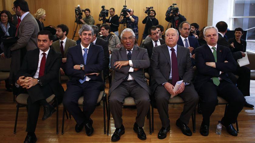 Mudança dos termos do acordo do Estado com os privados na TAP foi um dos dossiês assumidos por Lacerda Machado. Foto: Pedro Nunes/Lusa
