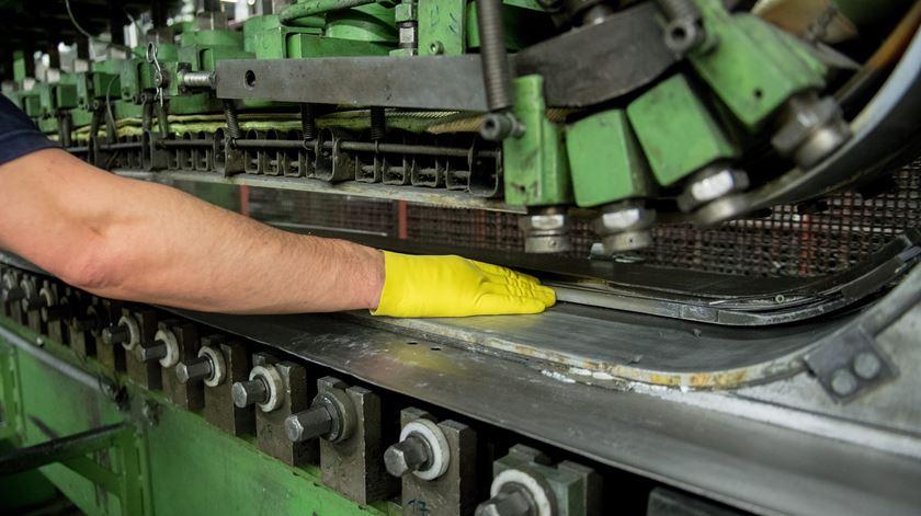 """""""Quarenta mil empresas não renovaram lay-off em maio"""""""