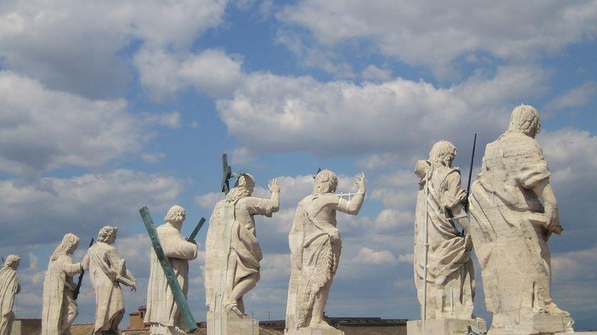 Dois membros da administração do Banco do Vaticano demitiram-se esta quarta-feira. Foto: EPA