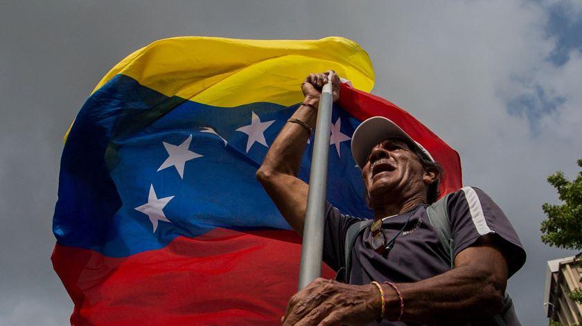 Situação na Venezuela continua crítica.Foto: Miguel Gutierrez/EPA