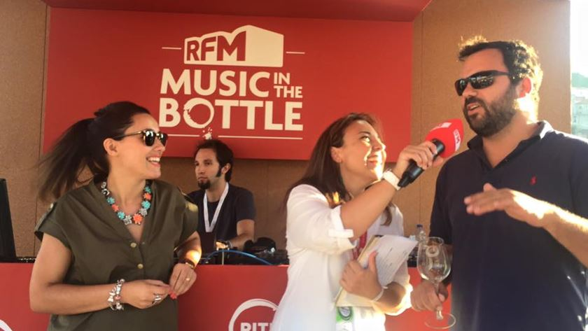 Music in the Bottle