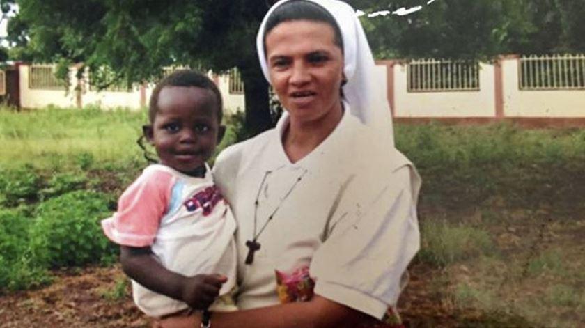 A irmã Gloria Cecilia Narváez Argoti, raptada no Mali. Foto: DR