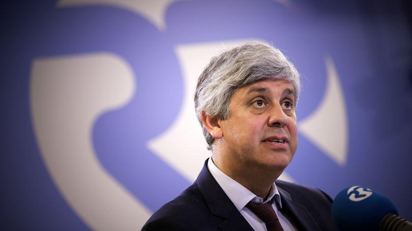 """Centeno quer que Caixa use """"todos os mecanismos"""" para recuperar dívida de Berardo"""