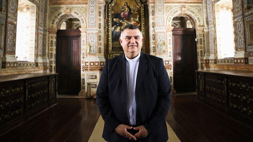 D. Daniel Batalha Henriques é o novo bispo auxiliar de Lisboa