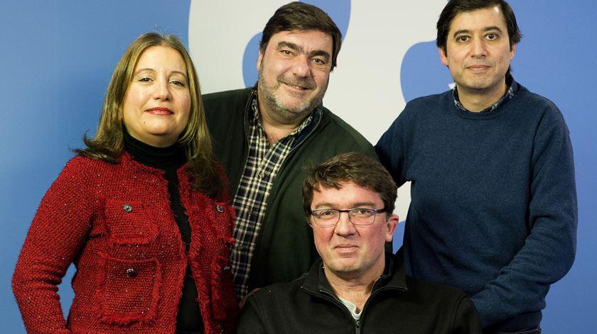 Visto de Fora - O país visto por dois jornalistas estrangeiros a viver em Portugal - 24/05/2019