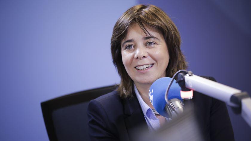 Teatro, Parlamento e professores. Catarina Martins n