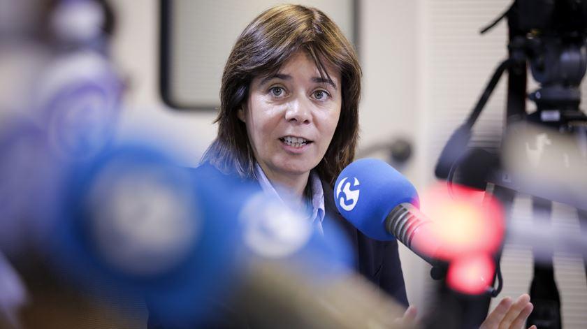 """Catarina Martins: """"Gelo nos pulsos e fazermos por melhorar a vida das pessoas"""""""
