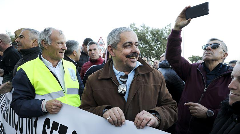"""Os sindicatos da PSP queixam-se também da falta de diálogo do ministro da Administração Interna, Eduardo Cabrita, e sentem-se """"ignorados pelo Governo""""."""
