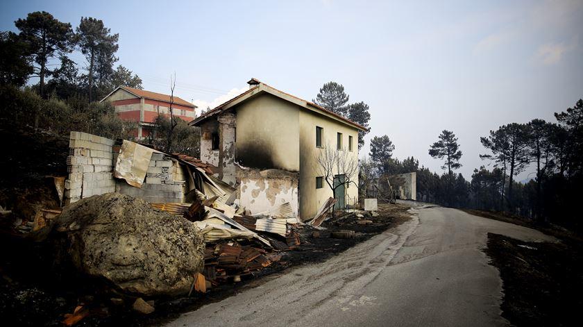 Reconstruções totais de casas ardidas concluídas em 2018