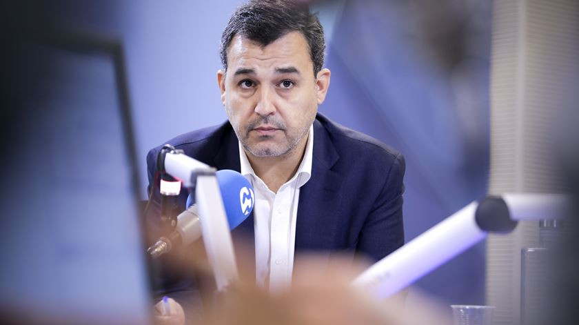 """André Silva. """"Queremos sentar o planeta em Bruxelas"""""""