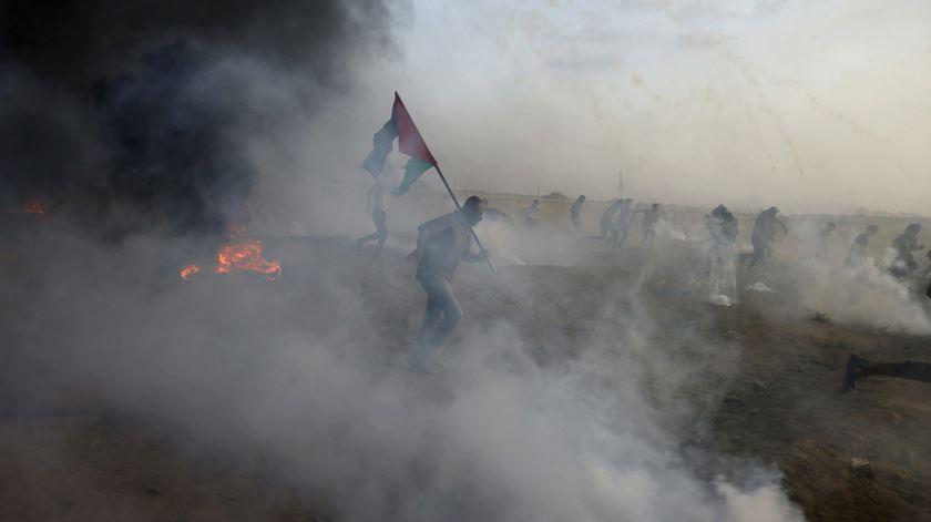 A situação na Terra Santa continua tensa com planos de Israel para anexar partes do território palestiniano. Foto: Mohammed Salem/Reuters [Arquivo]