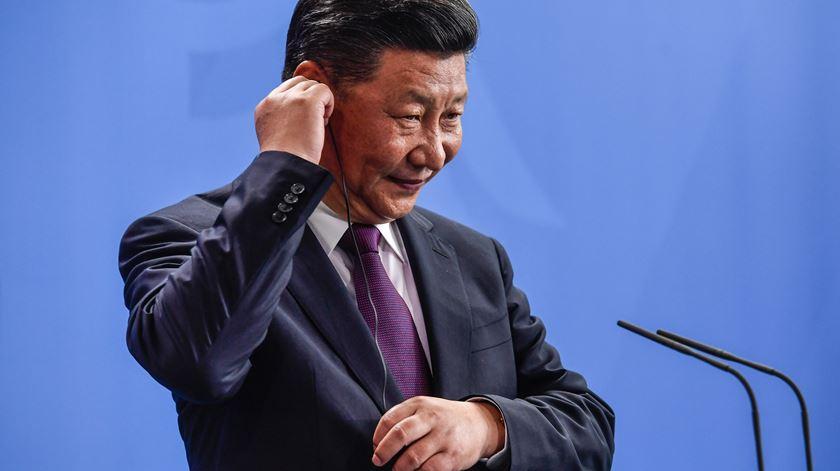 Xi Jinping. Foto: Filip Singer/EPA