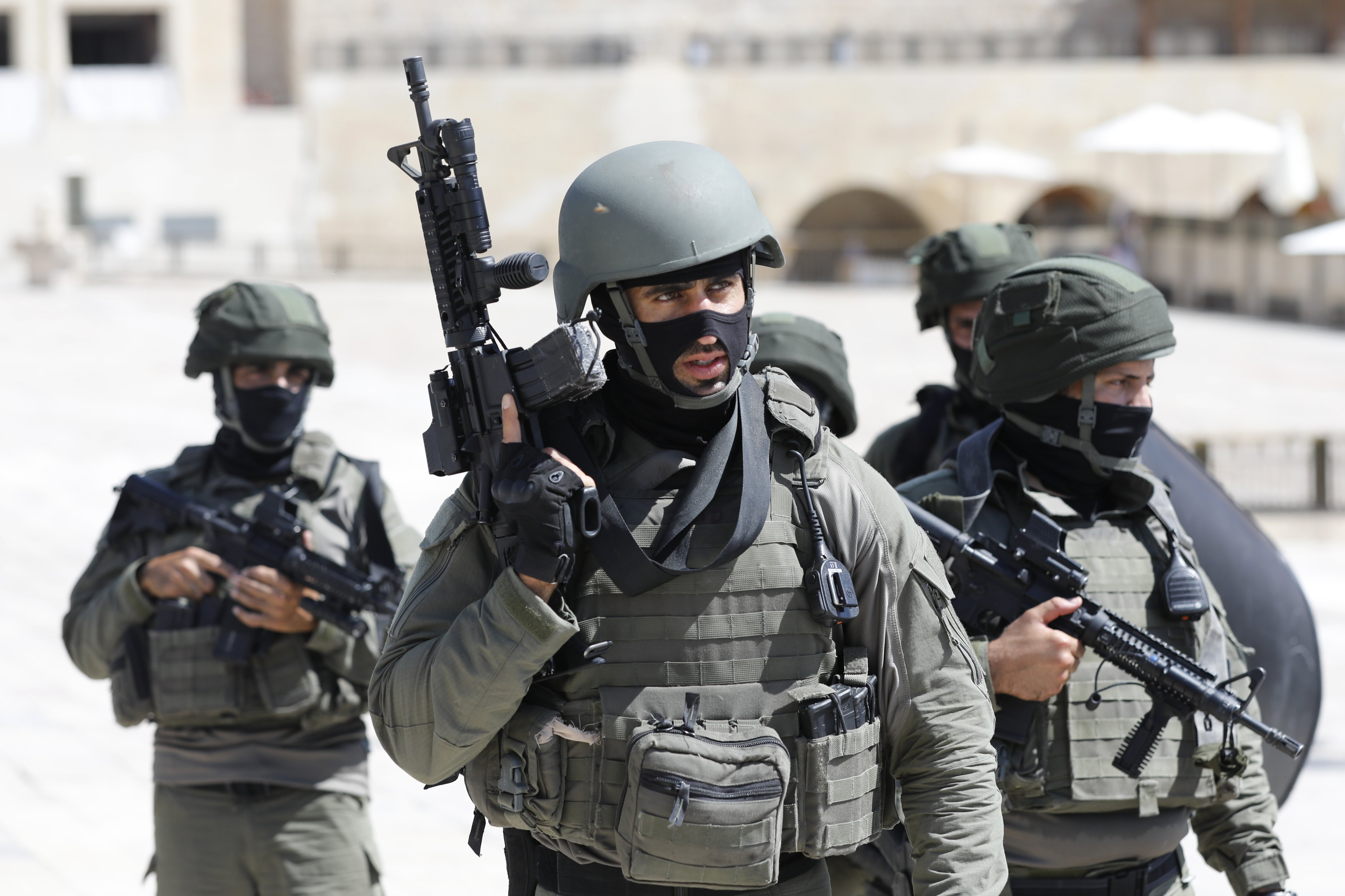 Israel deteve o grande mufti de Jerusalém, principal dirigente muçulmano