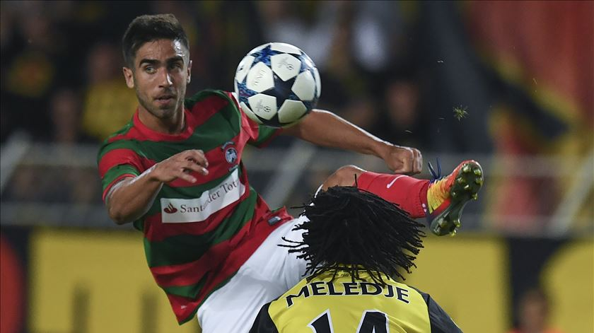 Marítimo vence particular no Algarve por 3-1