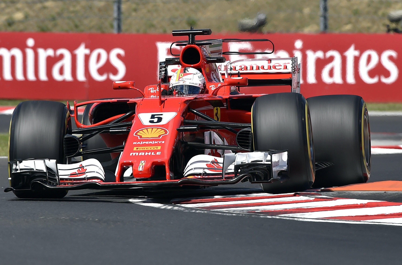 Vettel admite reação da Mercedes, mas diz:
