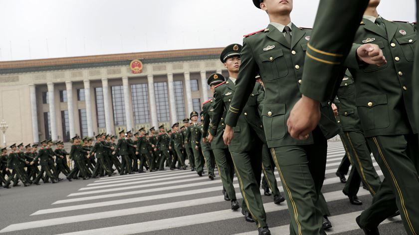 Mudanças económicas na China