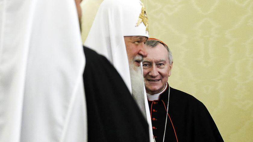 Papa pode vir a visitar a Rússia