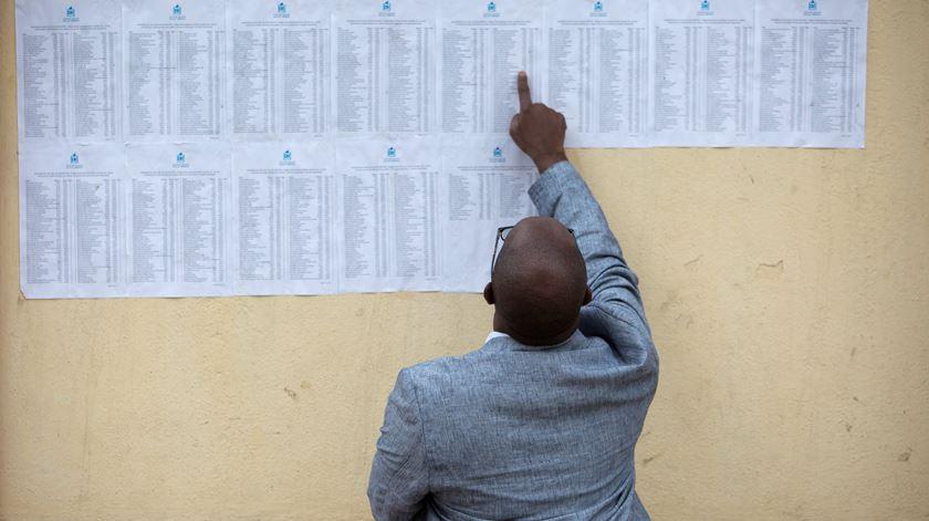 """Angola. Oposição considera resultados """"inconstitucionais"""" e """"ilegais"""""""