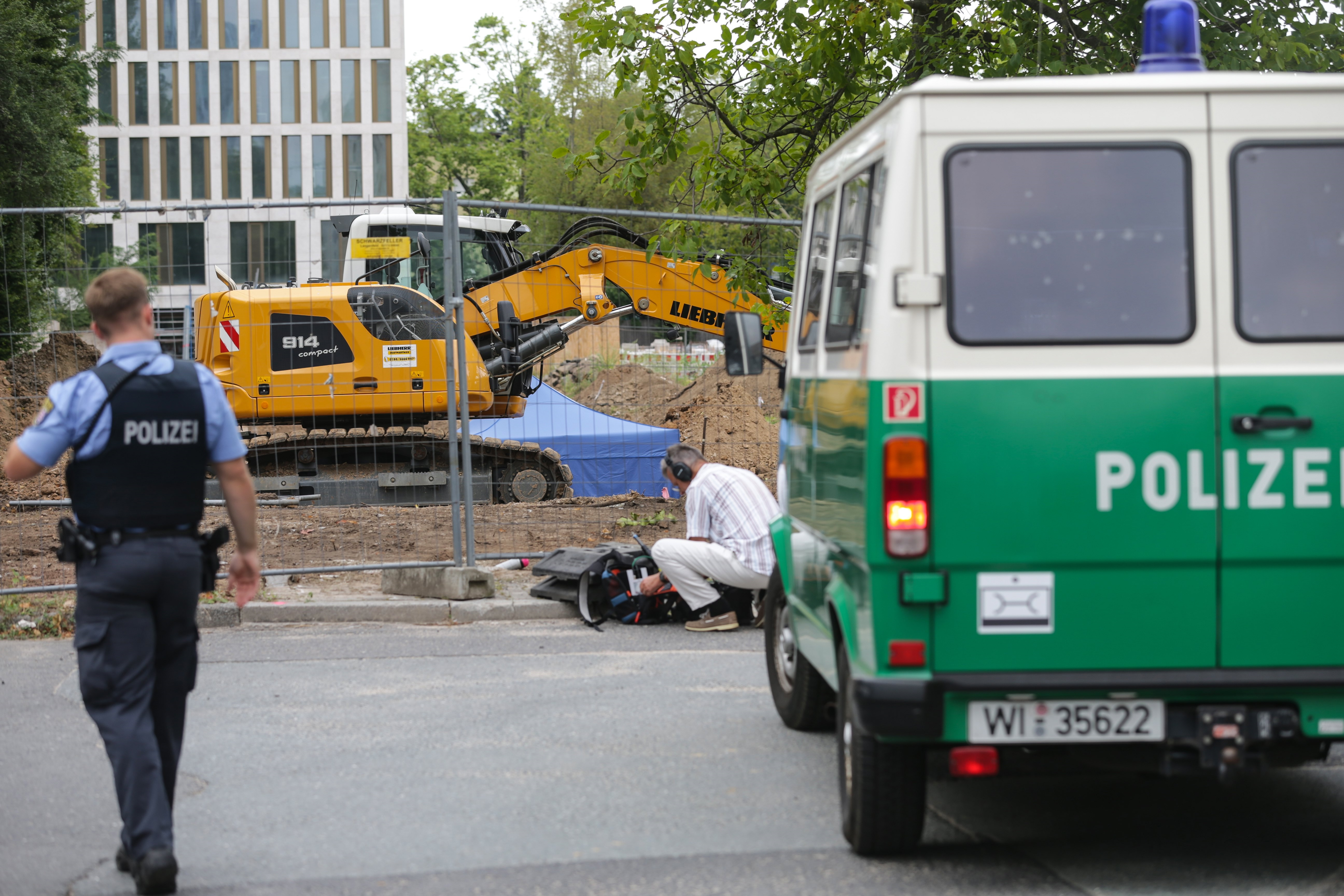 Centro de Frankfurt será esvaziado no domingo para desativação de bomba