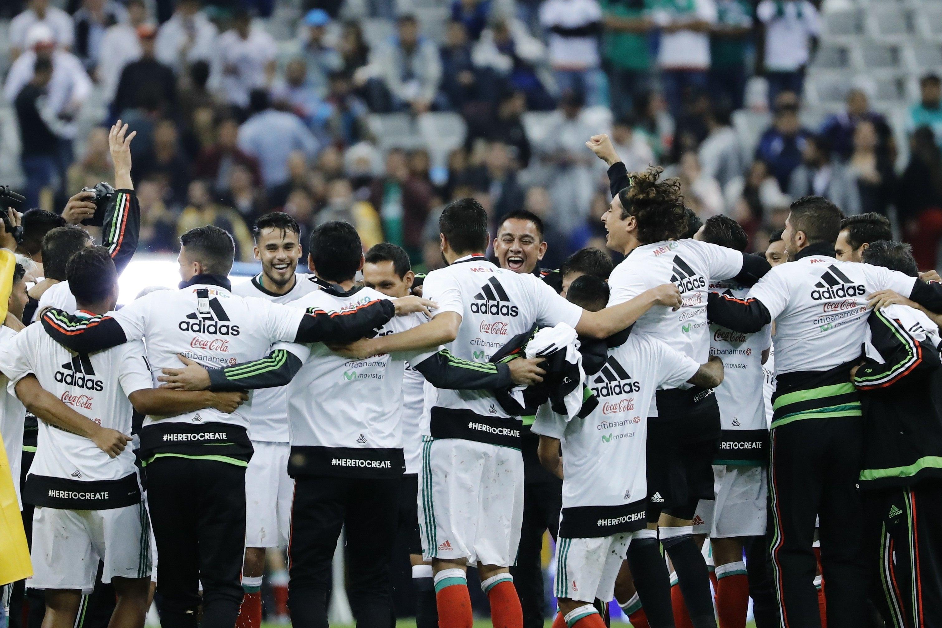 México se classifica para Copa do Mundo 2018