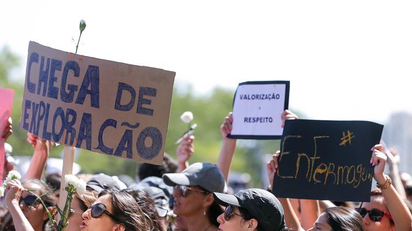 Foto: Tiago Petinga/Lusa