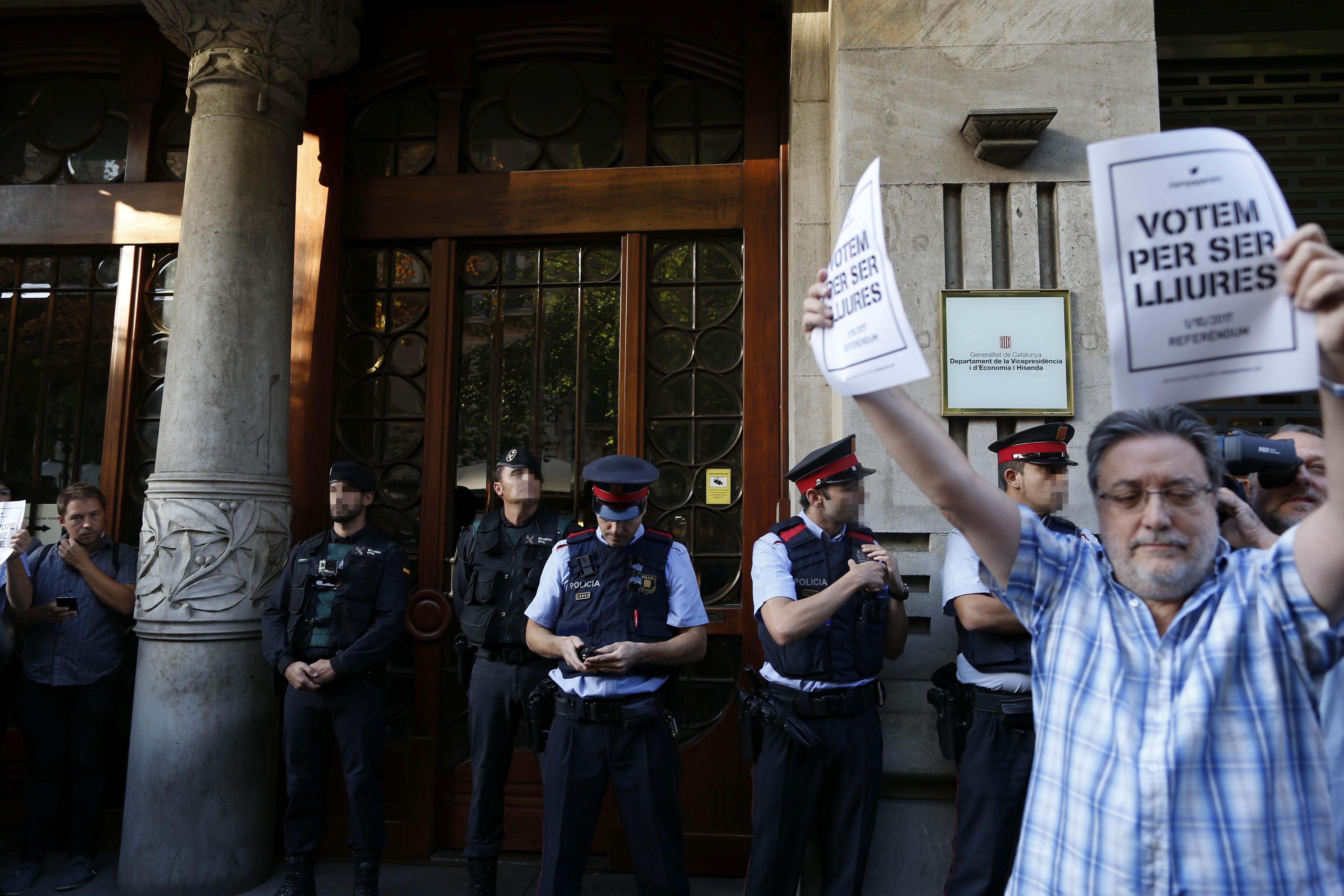 Rajoy reitera oposição ao referendo da Catalunha