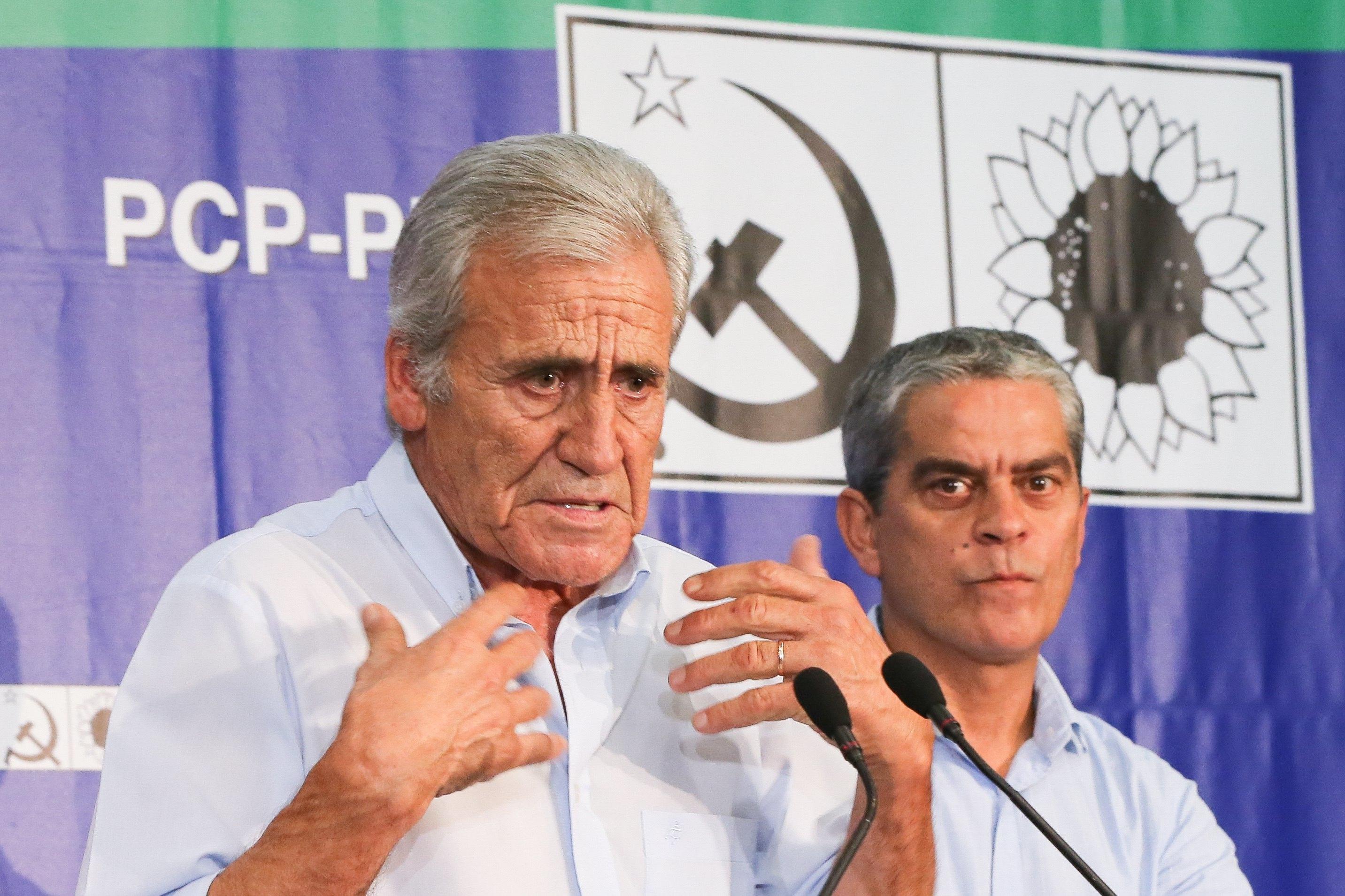 Autárquicas: PCP admite culpas nos maus resultados na península de Setúbal