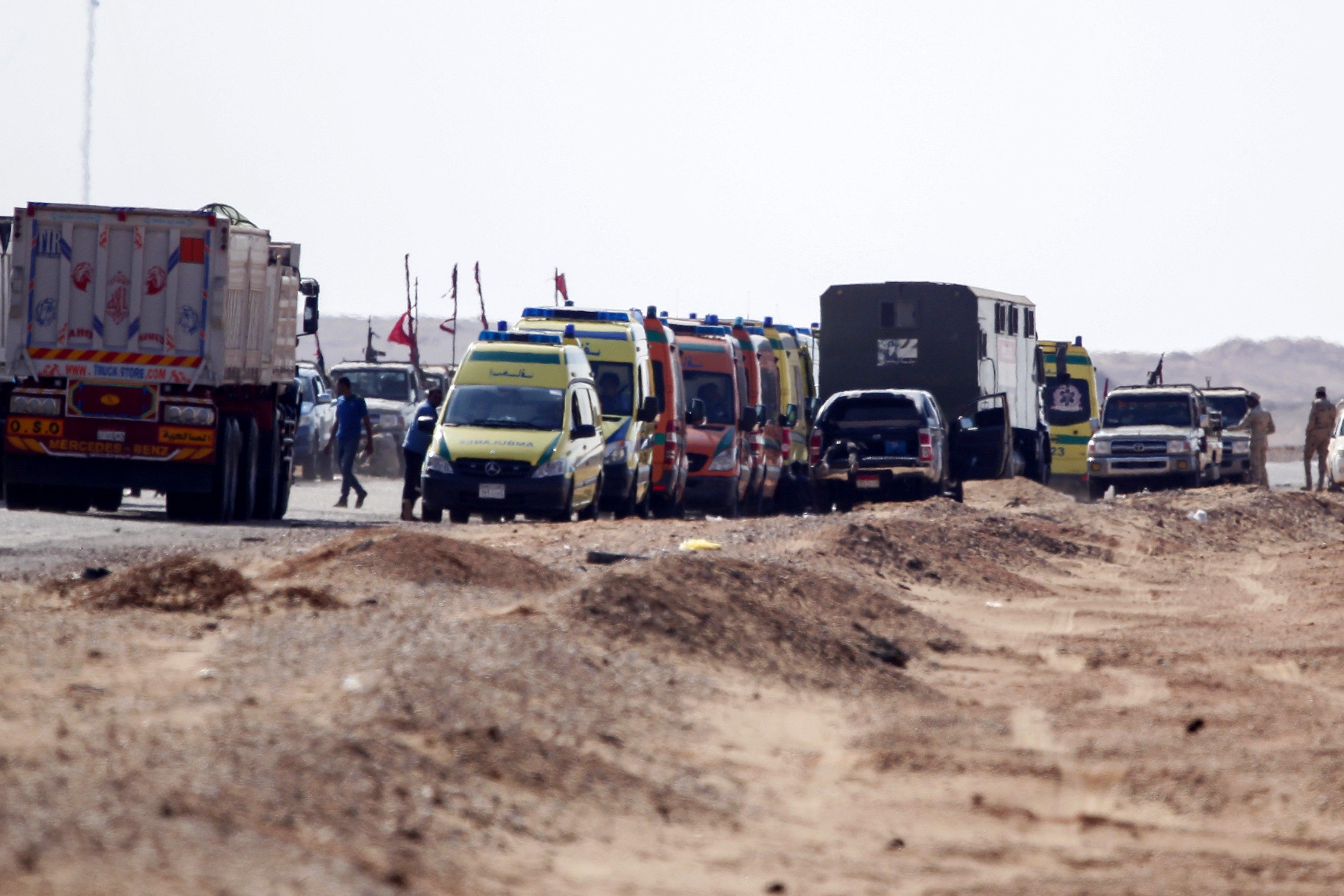 Combates contra jihadistas matam 35 policiais e soldados no Egito