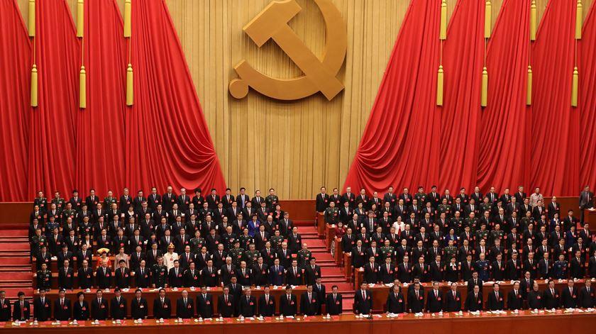 Governo chinês sincero na busca de melhores relações com o Vaticano. Foto: Wu Hong/EPA