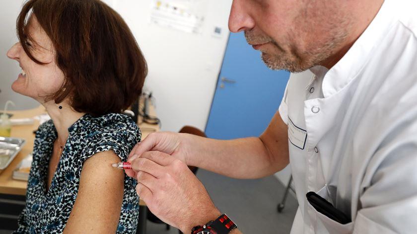 Portugueses são os europeus que mais confiam nas vacinas