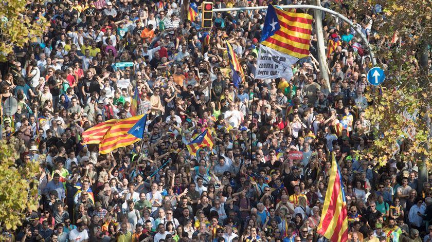 Catalunha. Independentistas da CUP concorrem sozinhos