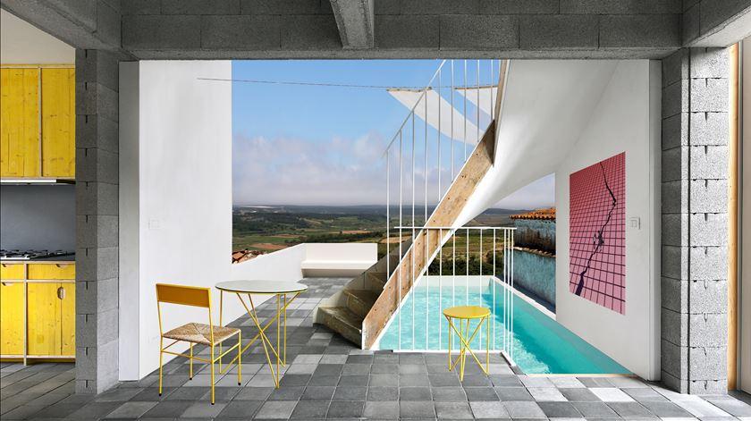 """Exposição de arquitetura """"Building Stories – Histórias Construídas"""". Foto: DR"""