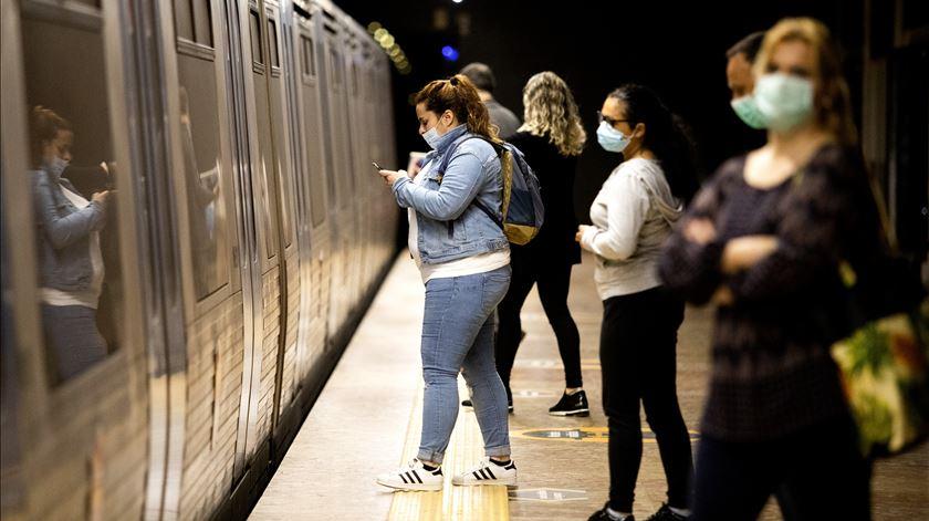 Átrio norte do Metro do Areeiro reabre depois de 12 anos em obras
