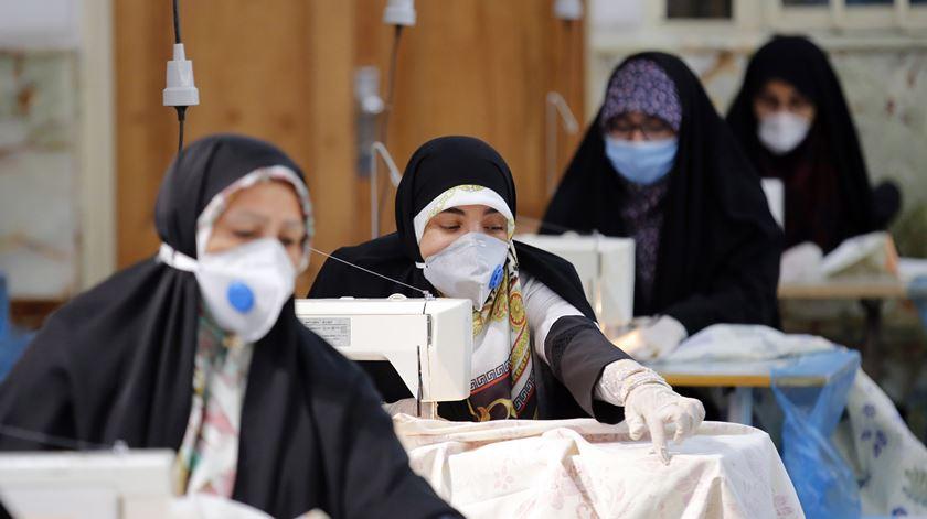 Covid-19. Médio Oriente soma mais de 20 mil mortes e mais de metade foram no Irão