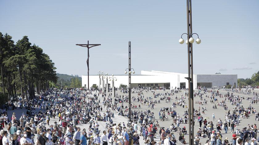 Santuário acolhe sexta peregrinação da comunidade surda em Portugal
