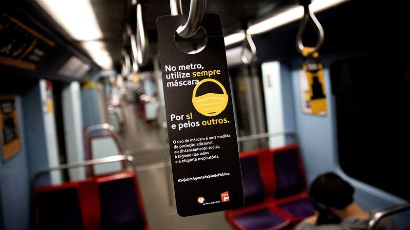 Portugal entra na terceira fase de desconfinamento na próxima segunda-feira, mas a Área Metropolitana de Lisboa terá de esperar pelo menos até 4 de junho. Foto: Joana Bourgard/ RR